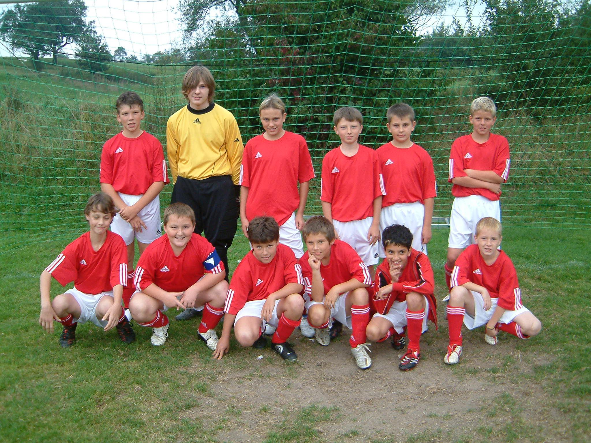 Fussball Jugend Tsv Hessental