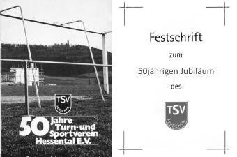Cover Festschrift 50er Jubiläum