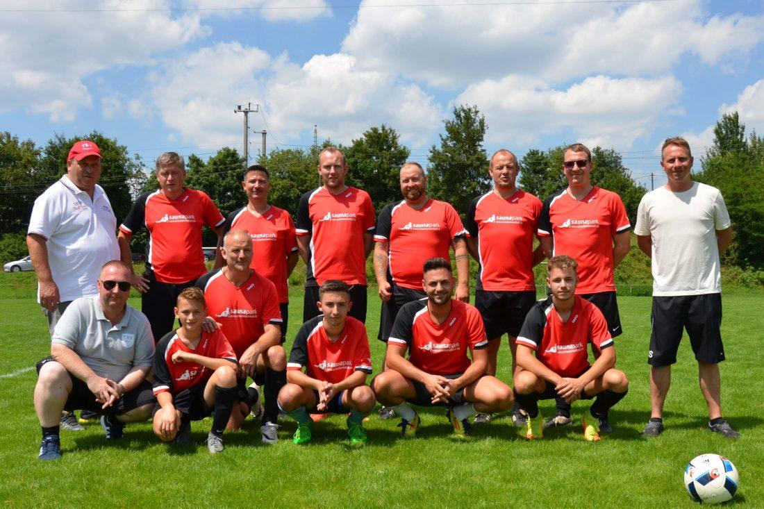 [2] Team TSV Oldies
