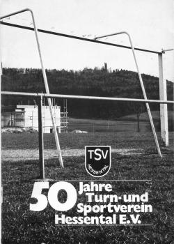 Titelseite Jubiläumsheft 50 Jahre
