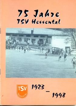 Titelseite Jubiläumsheft 75 Jahre