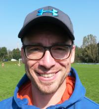 Trainer Dominik Trefs