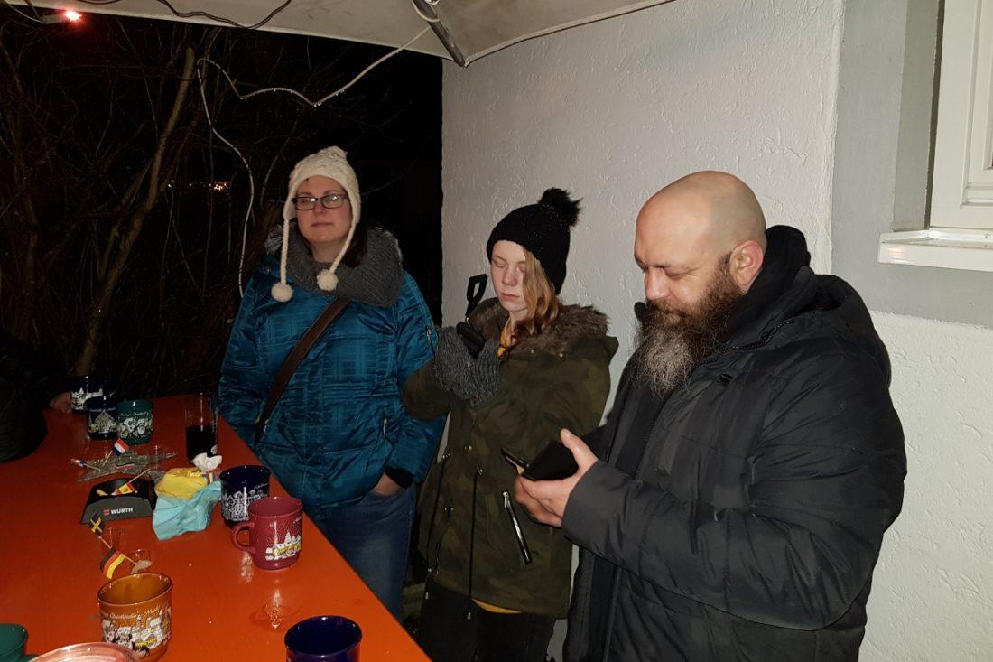 Weihnachtsmarkt 2017 Biergarten Bistro La Vida